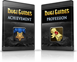 Dugi Achievement & Professions Guide