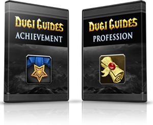 Dugi Achievement & Professions Guide
