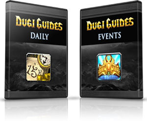 Dugi Dailies & Events Guide